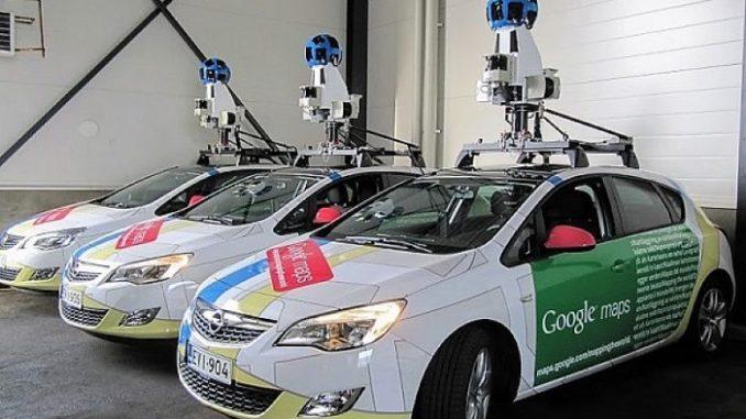 Na Kartata Zasneta Ot Google S Treker Prvo She Se Poyavi Grad Ot